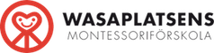 Wasaplatsens Montessoriförskola Logo